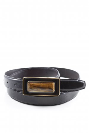 Fossil Leather Belt multicolored extravagant style