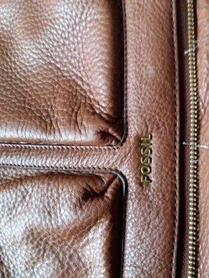 fossil ledertasche neu