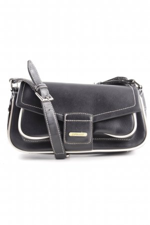 Fossil Mini Bag black-cream casual look