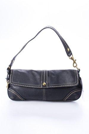 Fossil Minitasche schwarz klassischer Stil