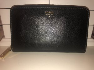Fossil Wallet black leather