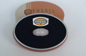 Fossil Ring 725er Silber