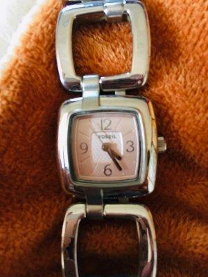 Fossil Rosa Damen Uhr