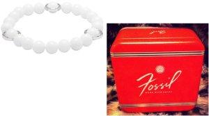 Fossil - Schönes Perlen- Armband !OVP!