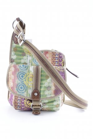 Fossil Schultertasche florales Muster Street-Fashion-Look