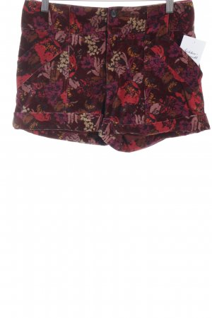 Fossil Shorts florales Muster Romantik-Look