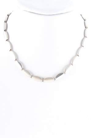 Fossil Silver Chain silver-colored casual look