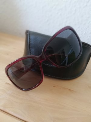 Fossil Glasses bordeaux-blackberry-red
