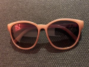 Fossil Glasses pink