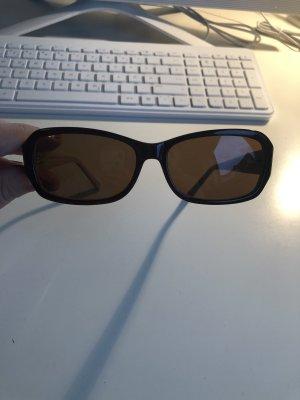 Fossil Retro Glasses dark brown-light brown