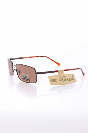 Fossil Sunglasses brown red-brown