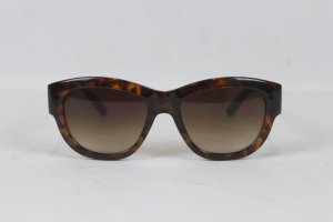Fossil Angular Shaped Sunglasses cognac-coloured synthetic material