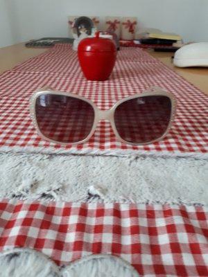 Fossil Sonnenbrille,  cremefarben