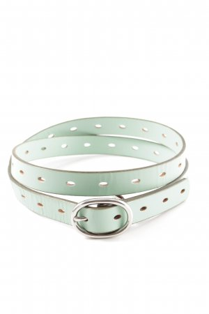Fossil Waist Belt turquoise casual look