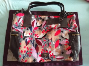 Fossil Carry Bag multicolored