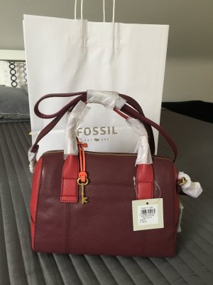 Fossil Bowling Bag multicolored