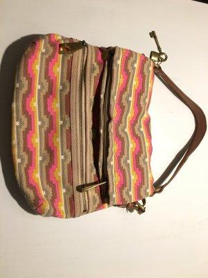 Fossil Tasche im Ethno Stil