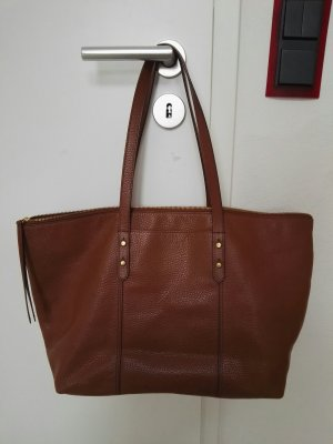 Fossil Business Bag multicolored leather