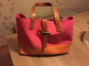 Fossil Tasche rosa-orange