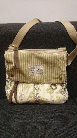 Fossil Tasche, Vintage, Stoff