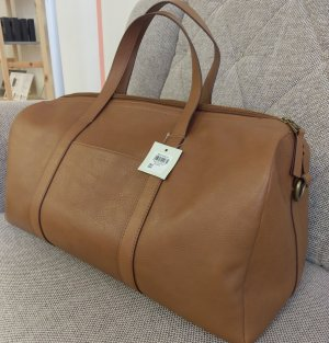 Fossil Weekender Bag gold-colored-brown