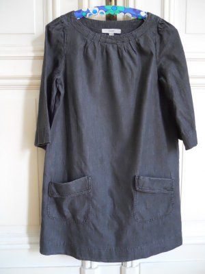 Fossil Tunika Minikleid Denim Jeans boho