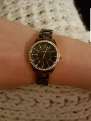 Fossil Analog Watch brown