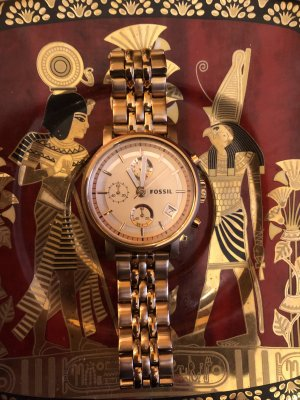 Fossil Uhr /CHRONOGRAPH
