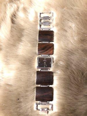Fossil Uhr mit Holzarmband - nicht mehr erhältlich