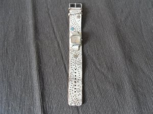 Fossil Uhr mit Horlogeband