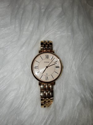 Fossil Self-Winding Watch rose-gold-coloured-pink