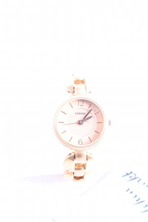 Fossil Uhr rosé Casual-Look