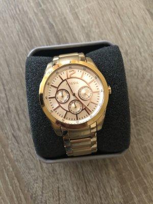 Fossil Uhr rosé Gold