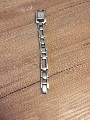 Fossil Uhr  Silber, weiß