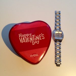 Fossil Uhr Special Edition #LOVE