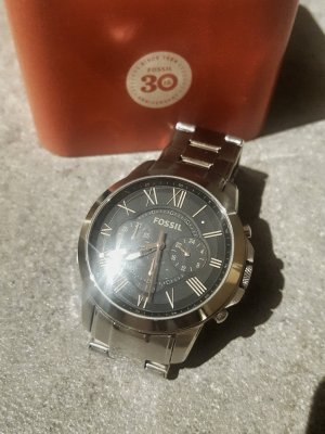 Fossil Watch multicolored