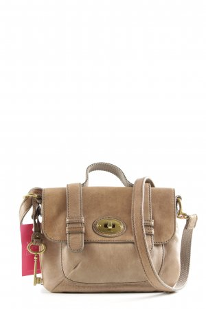 Fossil Crossbody bag brown business style