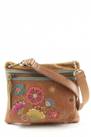Fossil Crossbody bag multicolored street-fashion look