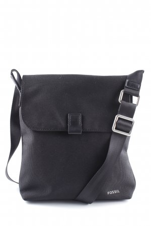 Fossil Crossbody bag black casual look