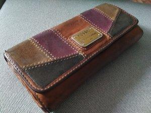 Fossil Vintage Leder Geldbeutel