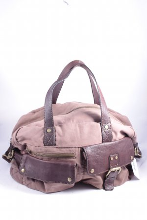 Fossil Borsa da weekend marrone-marrone scuro stile casual