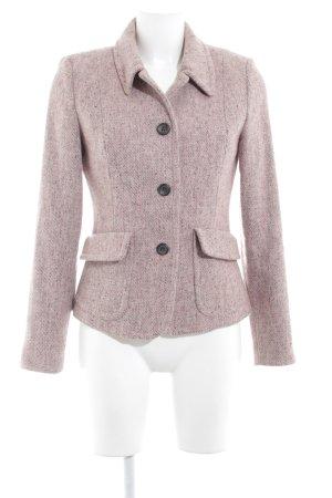 Fossil Wool Blazer dusky pink classic style
