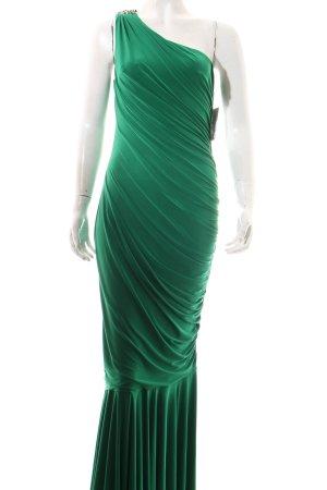 Four flavor Abendkleid grün extravaganter Stil