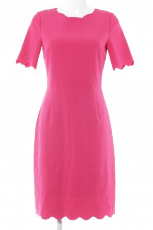 Four flavor Etuikleid pink-rosa Business-Look