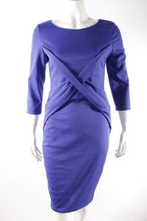 Four Flavor Kleid blau