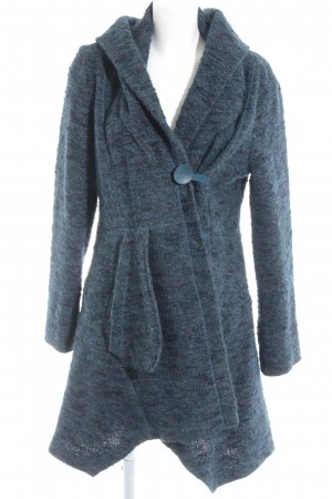 FOX'S Strick Cardigan petrol meliert Casual-Look