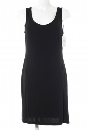 FOX'S Trägerkleid schwarz schlichter Stil