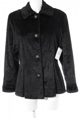 FOX'S Winterjacke schwarz Casual-Look