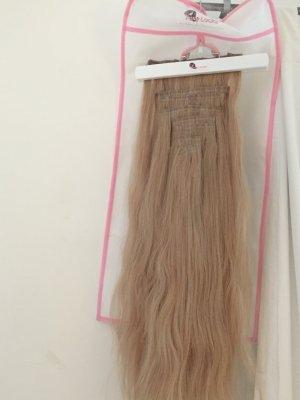 Foxylocks Haur Extensions NEU 24inches 280 gramm caramel Blonde luxurious