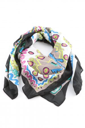 Fraas Neckerchief abstract pattern casual look